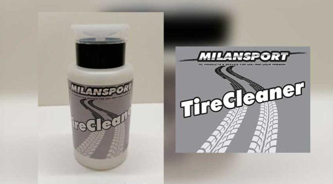 MilanSport – Tire Cleaner