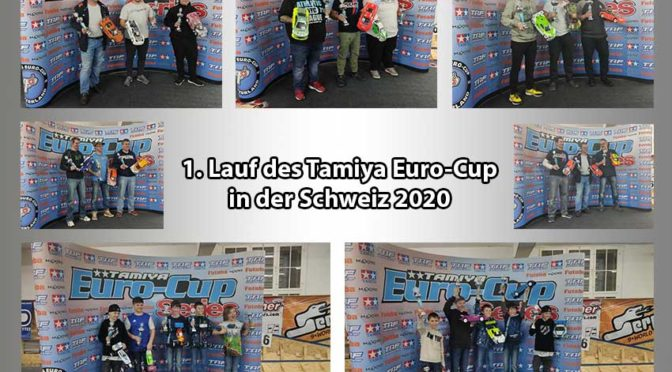 1. Lauf Tamiya Euro-Cup Schweiz 2020