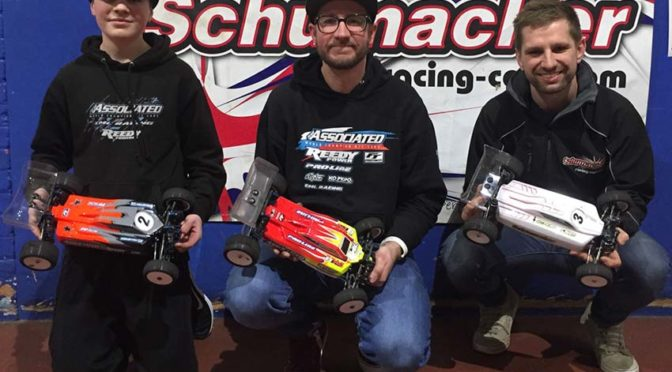 Schumacher Indoor Masters Rd 6 Report
