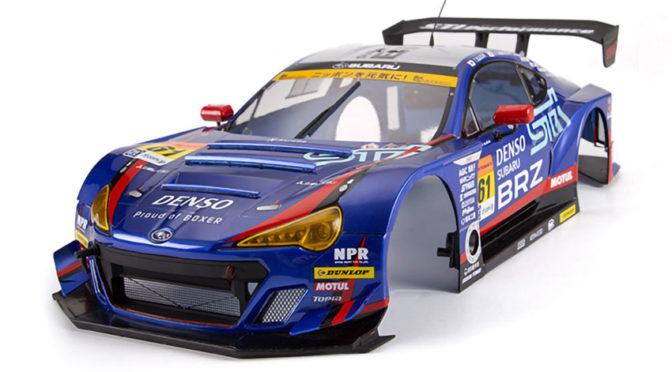 Killerbody Subaru BRZ R&D Sport Karosserie lackiert Blau RTU