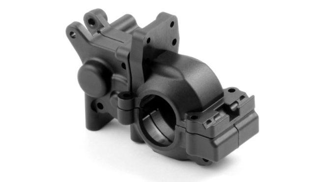 Neue XB2'20 Composite Motor Gear Box Sets – LCG – Graphite