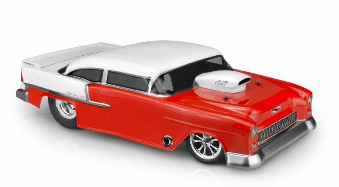 1955 Chevy Bel Air Drag Eliminator