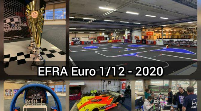 EFRA Europameisterschaft 1/12 in der Racing Arena Limburg