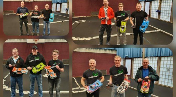 Ergebnisse der RCK-Challenge in Rüsselsheim
