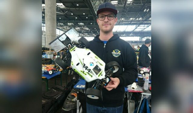 Carsten Keller im Team Associated / RUDDOG