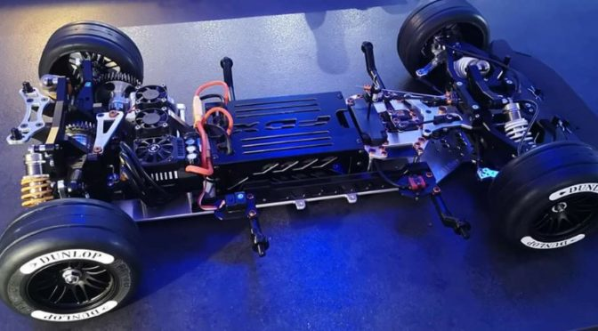 FF 1/5 Brushless Challenge National Sport Proto Version von FBX Racing
