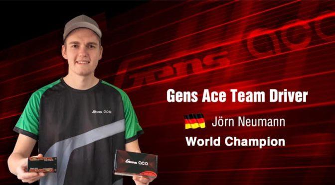 Jörn Neumann wechselt zu Gens Ace