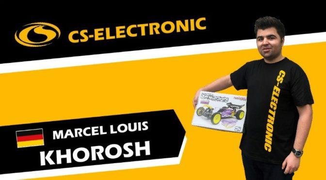 Marcel Louis Khorosh joins CS-Electronic!