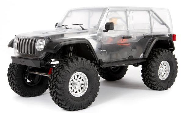 AXIAL® SCX10™ III JEEP® JL WRANGLER 4WD