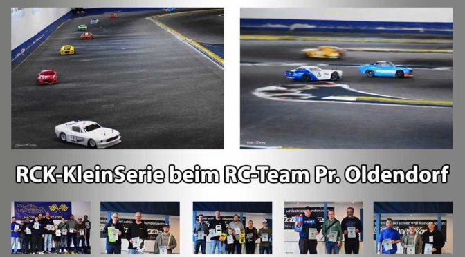 RCK-KleinSerie beim RC-Team Pr. Oldendorf