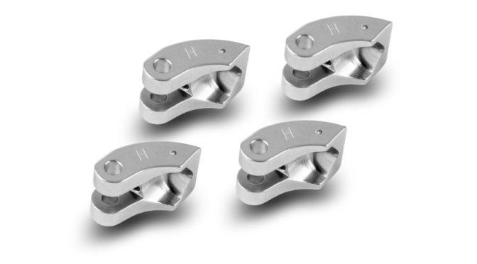 XRAY 4-Shoe Alu Clutch Shoe 1g – Medium & Hard