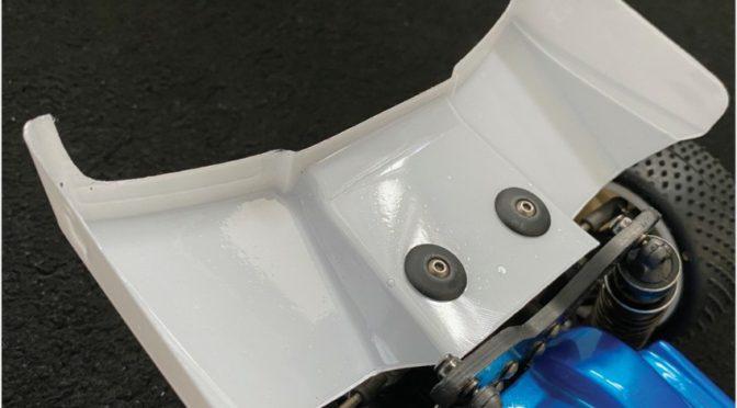 Neuer Heckspoiler von Penguin Custom Bodyshells