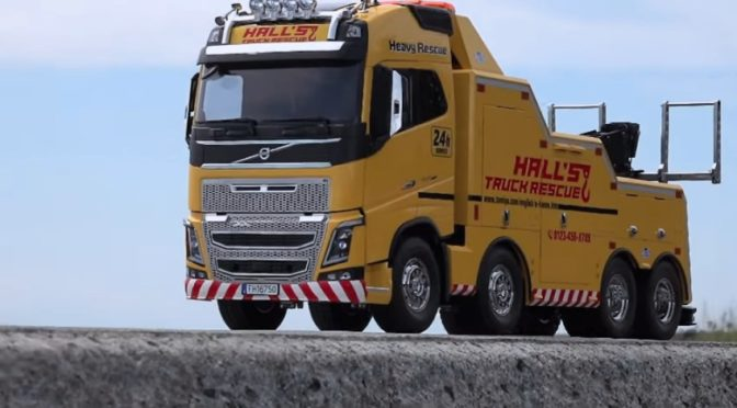 Coming Soon – Volvo FH16 Globetrotter 750