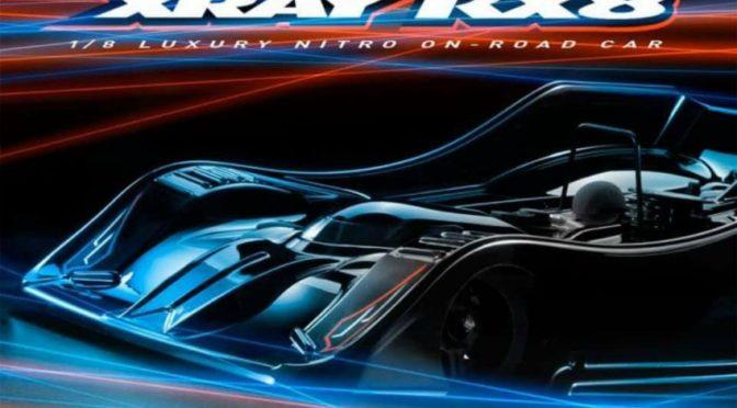 Wann kommt der Xray RX8'20?
