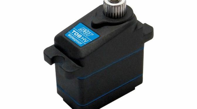 SRT Digital Servo – Waterproof
