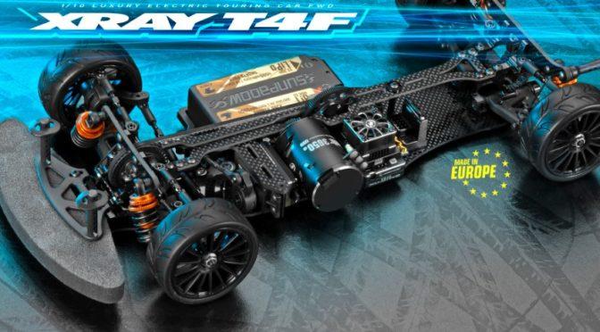 XRAY T4F'21 mit neuer Motorposition