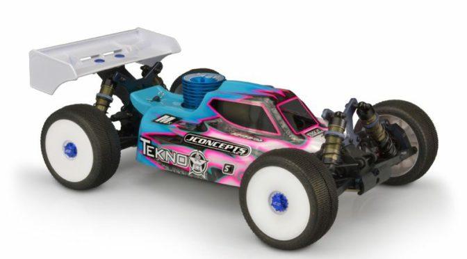 JConcepts – Tekno S15 Karosserie