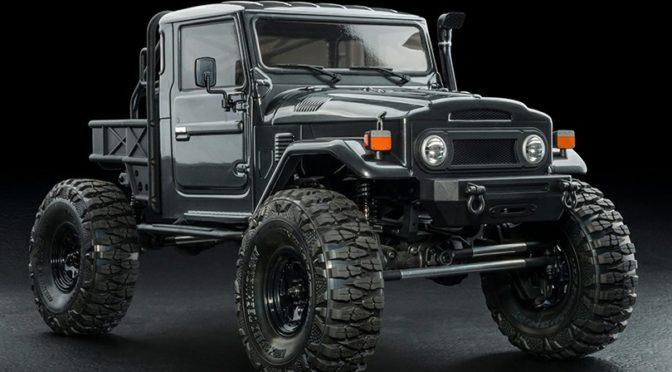 CFX-W 4WD High Performance Off-Road Car KIT