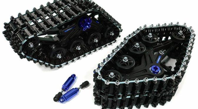 Front Snow & Sandmobile Kit für den 1/8 Kraton 6S BLX