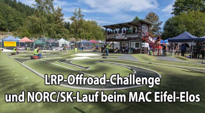 Zweifache Offroad-Action beim MAC Eifel-Elos im Juni 2020