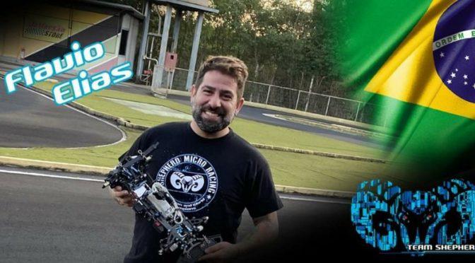 Team Shepherd begrüßt Flavio Elias im Team