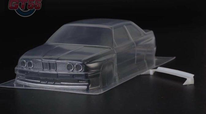 Coming soon – Karosserie von GT55