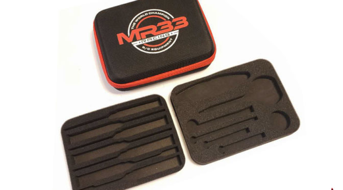 MR33 Tool Hard Case Bag