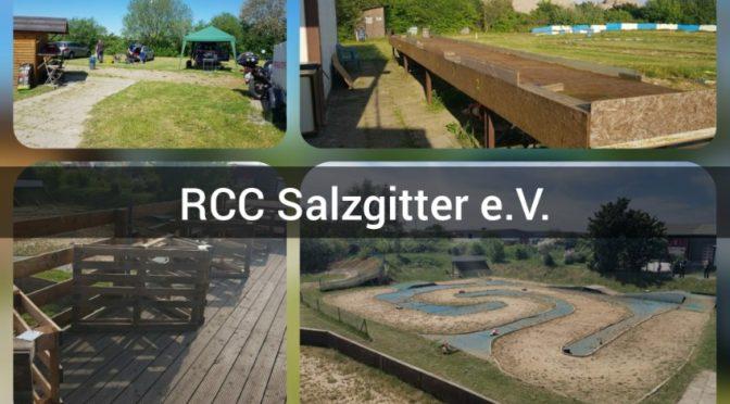 Der RCC Salzgitter öffnete die Tür seiner Strecke