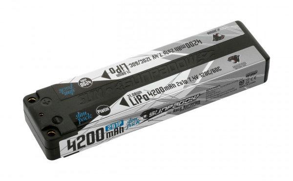 Sunpadow Platin 4200mAh 120C/60C Slim LCG Pack