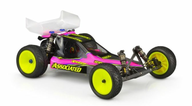 Team Associated RC10B2 Authentic Karosserie