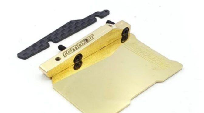 ADJUSTABLE FLOATING ELECTRONICS PLATE SET für den AWESOMATIX A800MMX