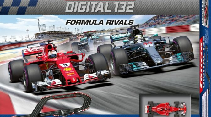 Neustart der Formel-1-Saison mit Carrera