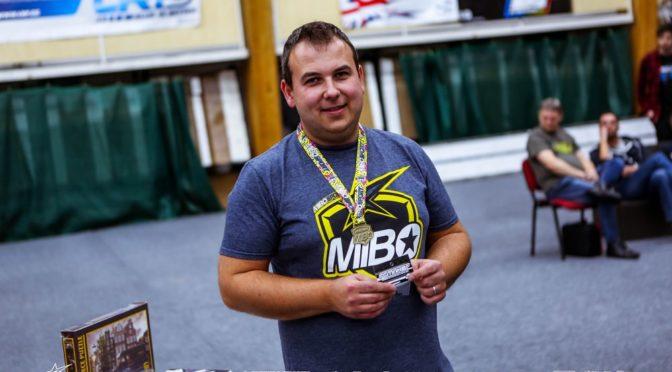 Michal Bok ist Teammanager des Sanwa Drift Team Europe