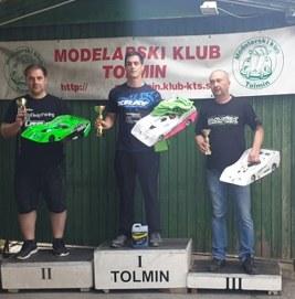 Nejc Mihelic ist Slovenian Champion 2020