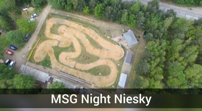 Nachtrennen beim MSG Niesky