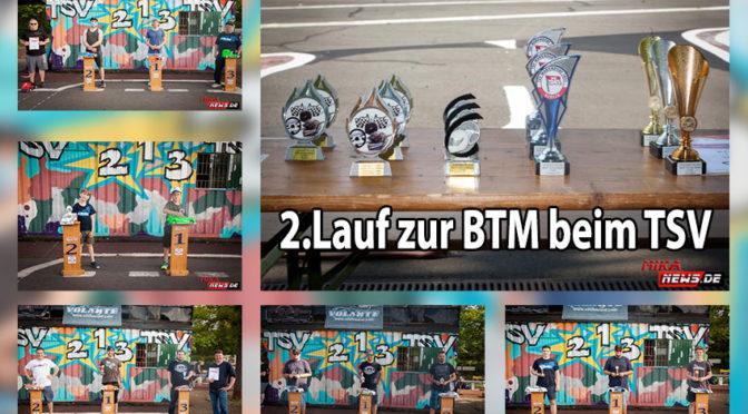 Zweite Runde beim TSV zum Berlin Touring Masters 2020