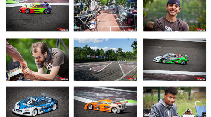 Bilder vom zweiten Lauf des Berlin Touring Masters 2020 beim TSV