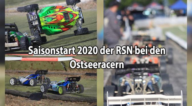 RSN Start 2020 bei den Ostseeracern