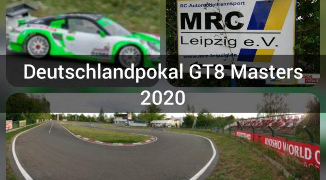 Deutschlandpokal GT8 Masters 2020