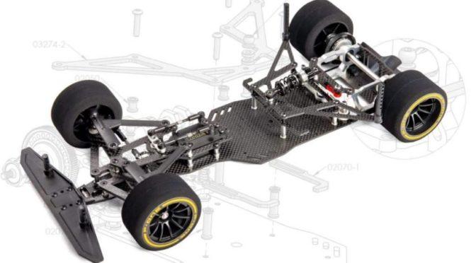 Neuer LM16.3 1/10 von WRC Racing