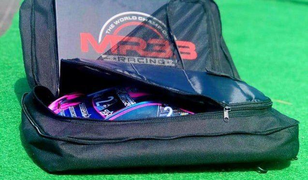 MR33 Team Dual Car Carry Bag Schwarz