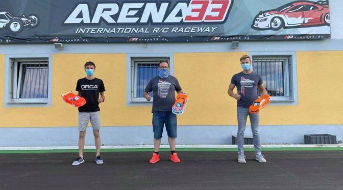 Max Mächler gewinnt bei der RCK-Challenge in Andernach