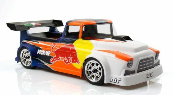 Mon-Tech Racing präsentiert zweite Pick-Up Karosserie