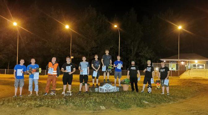 Nachtrennen in Niesky – Ausblick auf den Start zum OLC 2020