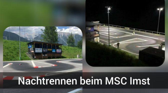 Das Nachtrennen des MSC Imst feiert das 20 jährige Jubiläum!