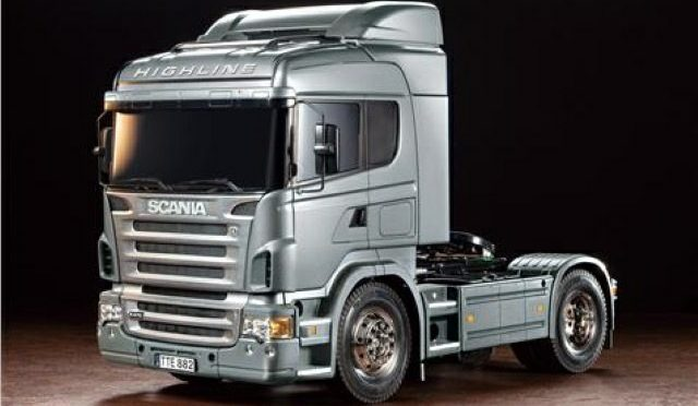 Coming soon – Scania R470 – Silver Edition