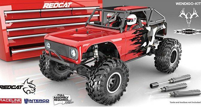 Wendigo Builder's Kit von Redcat