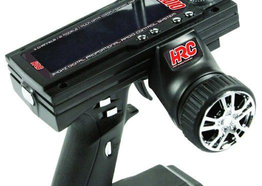HRC Racing präsentiert das 3-Kanal-Senderset R4D10