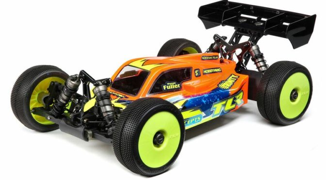 8IGHT-XE Elite Race Kit:1/8 4WD Electric Buggy