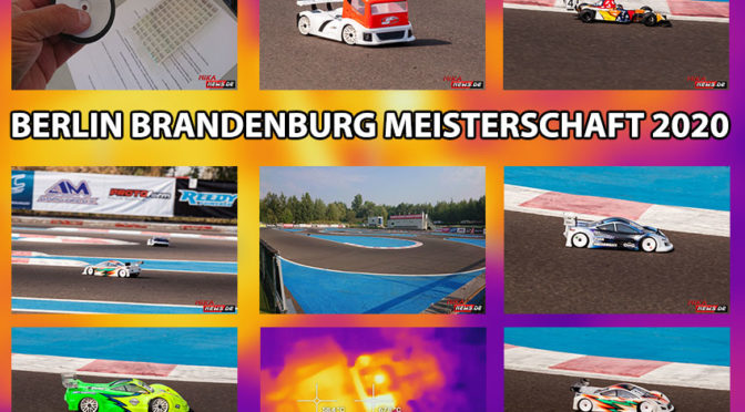 Bilder vom zweiten Rennen der BERLIN BRANDENBURG MEISTERSCHAFT 2020